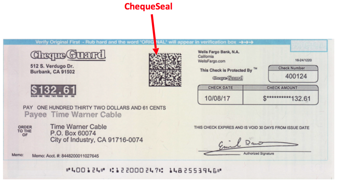 ChequePoint - Products - Cheque-Guard