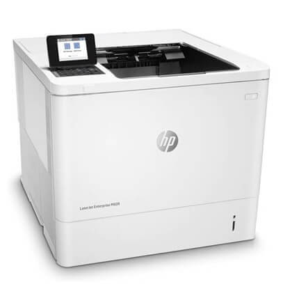 HP LaserJet M609DN Laser Printer with Premium MICR Toner